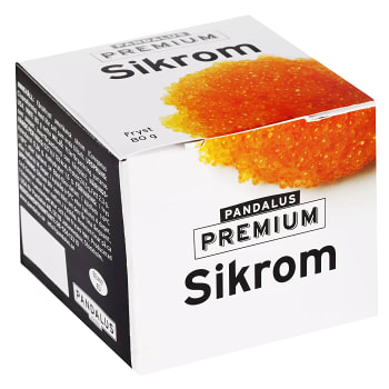 Sikrom Fryst 80g Pandalus