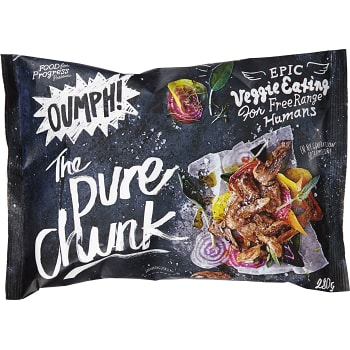 The pure chunk Vegetarisk Fryst 280g Oumph