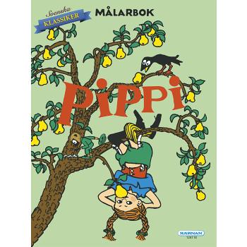 Handla Målarbok Pippi Långstrump Online Från Din Lokala Ica