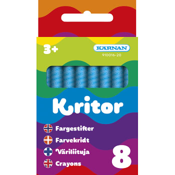 Kritor 8-p Kärnan