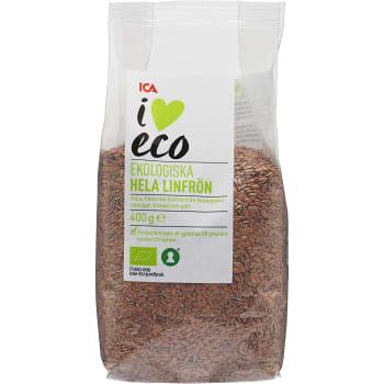 Linfrön 400g KRAV ICA I love eco