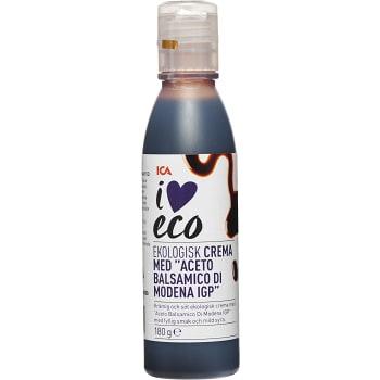 Crema di Balsamico Ekologisk 180g ICA I love eco