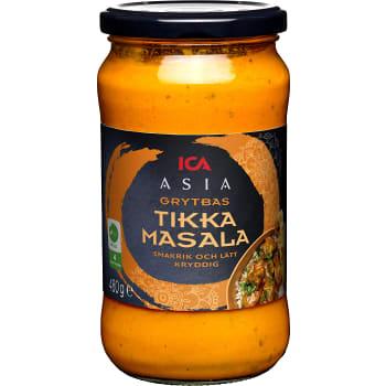 tikka masala kryddor