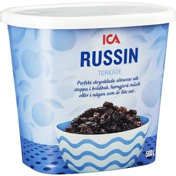 Russin Kärnfria 500g ICA