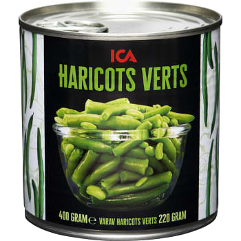 Haricot verts 400g ICA