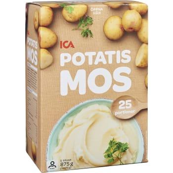 Potatismos 25 port 875g ICA
