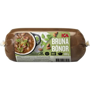 bruna bönor kcal