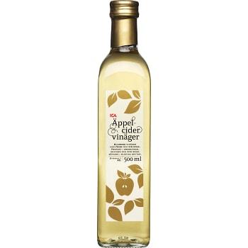 Äppelcidervinäger 500ml ICA
