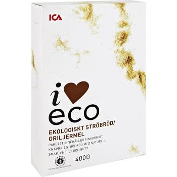 Ekologiskt ströbröd Ekologisk 400g ICA I love eco