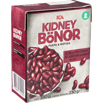 Kidneybönor 380g ICA