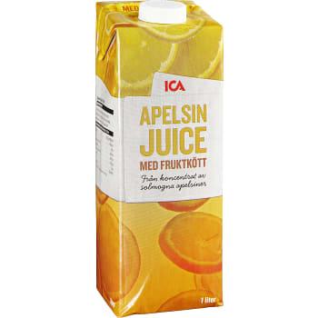 Apelsinjuice 1l ICA