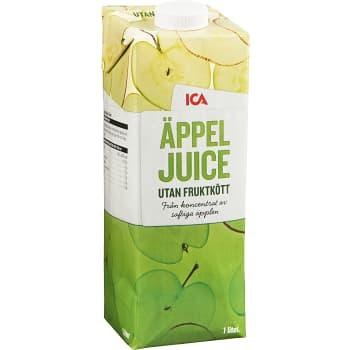 Äppeljuice 1l ICA