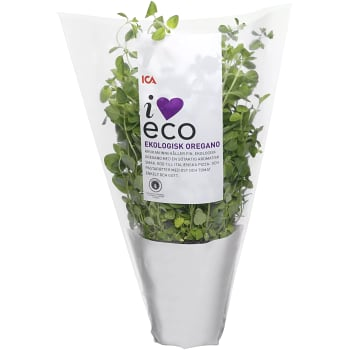 Oregano Ekologisk 1-p KRAV ICA I love eco