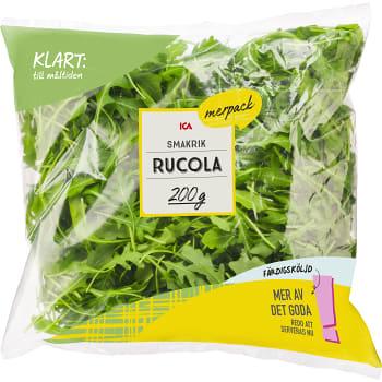 Rucola i storpack Sköljd 200g ICA