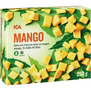 Mango Fryst 250g ICA