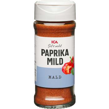 Paprika Mild 43g ICA