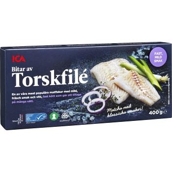 Torskfilé Fryst 400g ICA