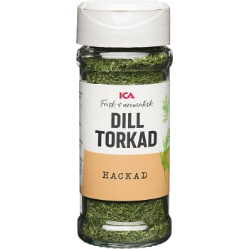 Dill Torkad 16g ICA