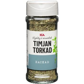 Timja Torkad 14g ICA
