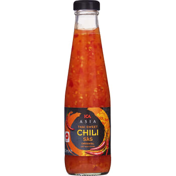 Thai sweet chilisås 300ml ICA Asia