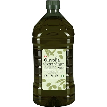 Extra virgin Olivolja 2l ICA