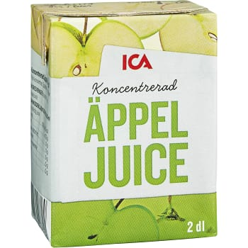 Äppeljuice Koncentrat 2dl ICA