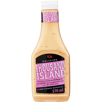 Thousand island Dressing 370ml ICA