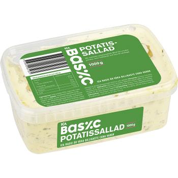 Potatissallad 1kg ICA Basic