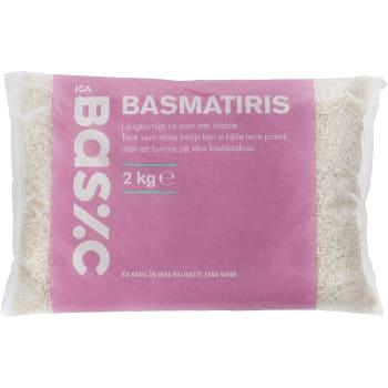 Basmatiris 2Kg ICA Basic
