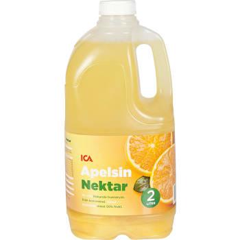 Apelsin nektar 2l ICA