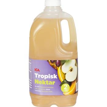 Tropisk nektarjuice 2l ICA