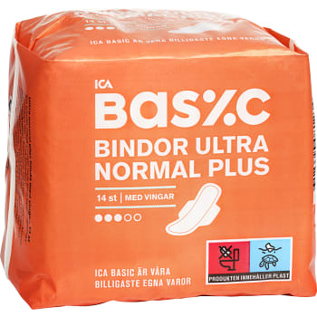 Ultra Normal Plus Binda 14-p ICA Basic