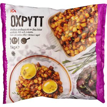 Oxpytt Fryst 1kg ICA