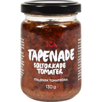 tapenade soltorkade tomater ica