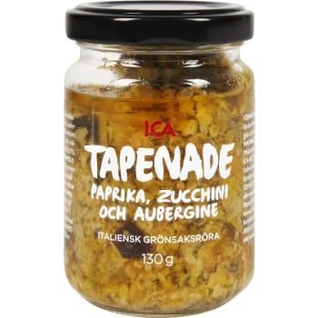 Tapenade av Paprika & zucchini 130g ICA