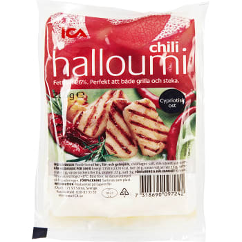 Halloumi med Chili 200g ICA