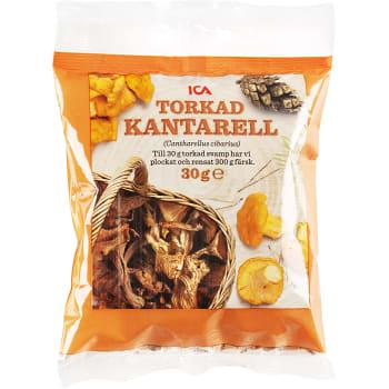 Kantarell Torkad 30g ICA