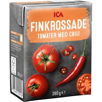 Finkrossade Tomater Chili 390g ICA