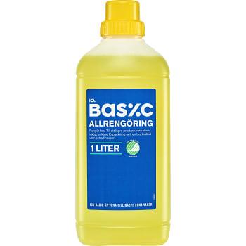 Allrengöring 1l Miljömärkt ICA Basic