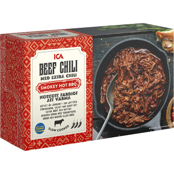Beef chili Slow cooked 370g ICA