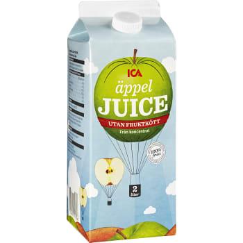Äppeljuice 2l ICA