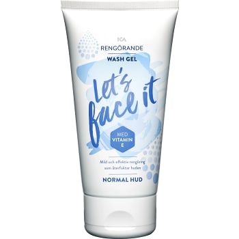 Wash gel Normal hud 150ml ICA