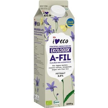 A-fil 3% 1l KRAV ICA I love eco