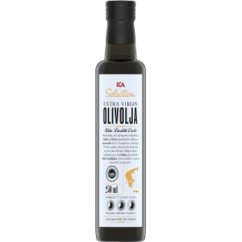 Extra virgin Olivolja 250ml ICA Selection
