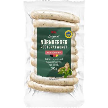 Nürnberger 200g ICA