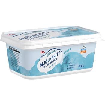 Mjölkfritt 400g ICA
