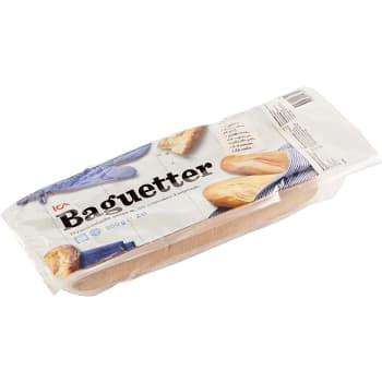 Baguetter 2-p 300g ICA