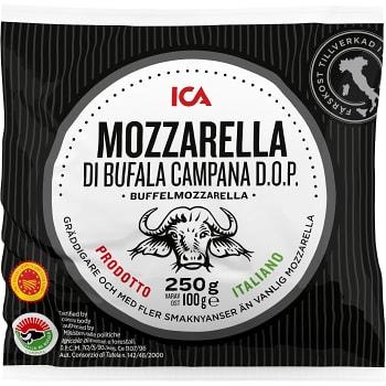 Mozzarella di Bufala 100g ICA