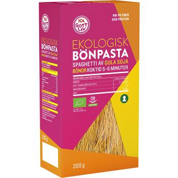 Bönpasta Spagetti Ekologisk 200g ICA Gott liv