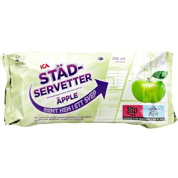 Städservett Äpple 70-p ICA